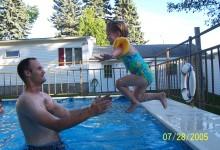 Jaden and Kyler, 2005