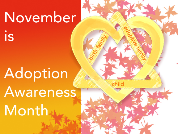 November is Adoption Awareness Month (1)