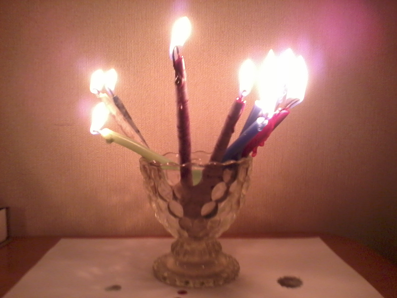 Can't find my menorah!?