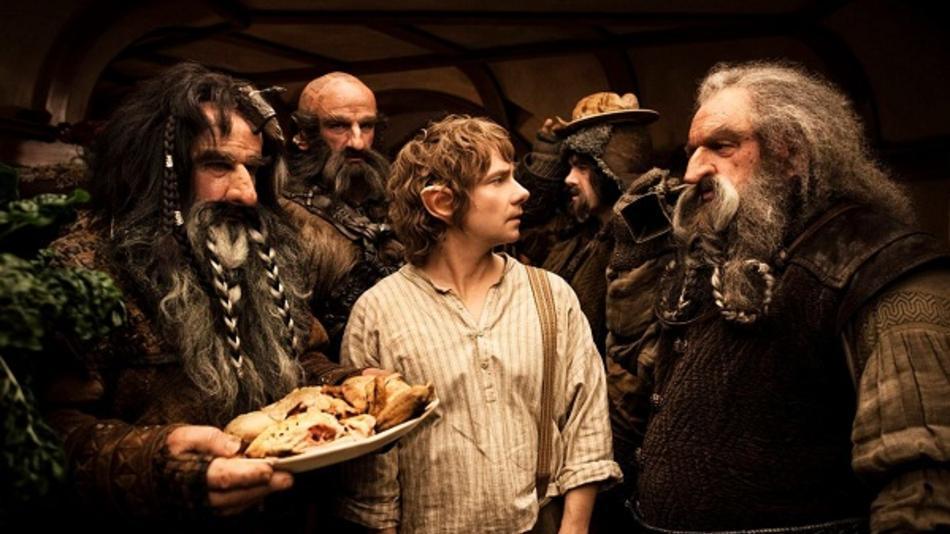 Hobbits!