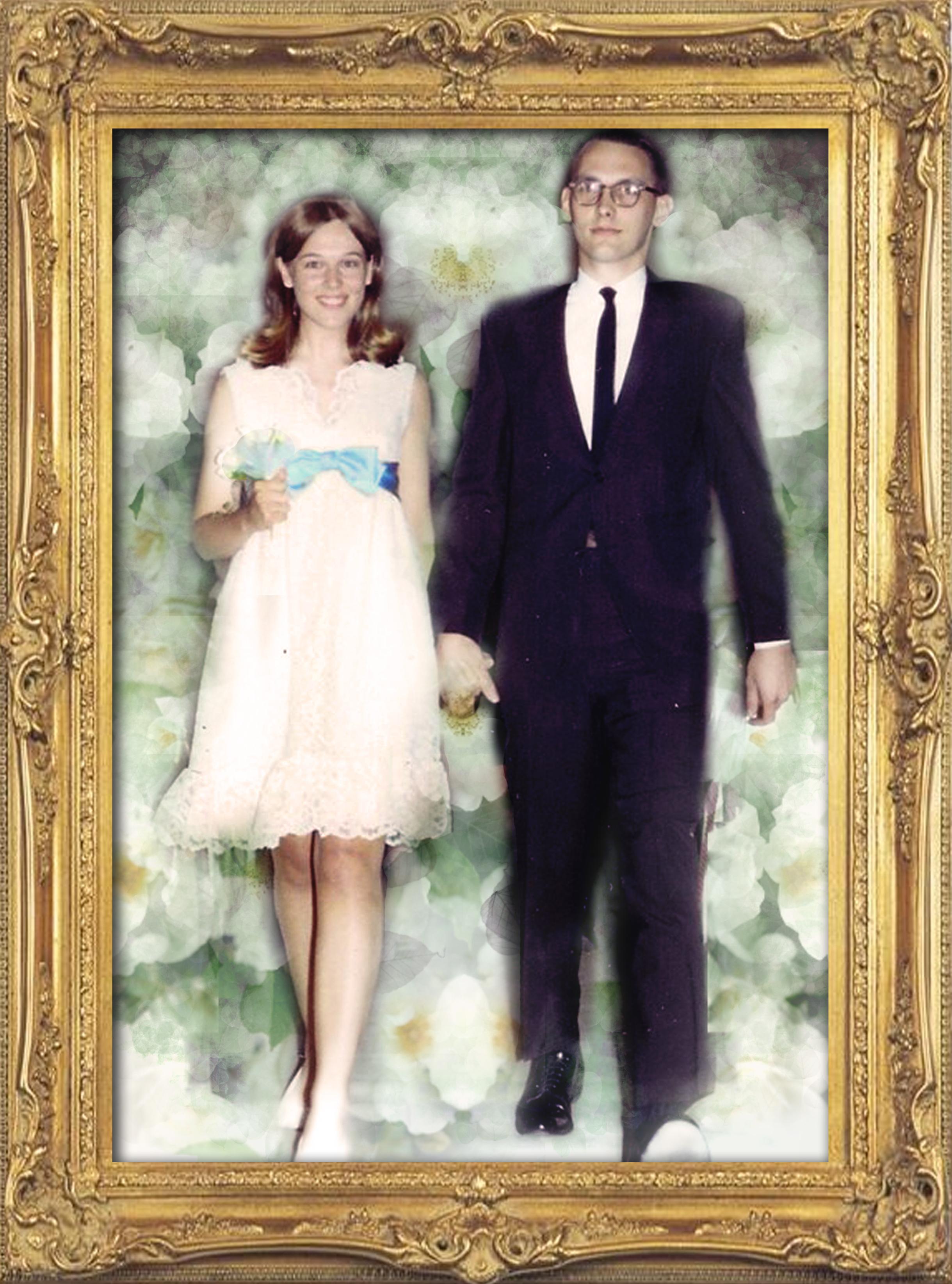 My Parents' Wedding Photo