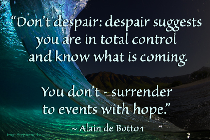Surrender with Hope